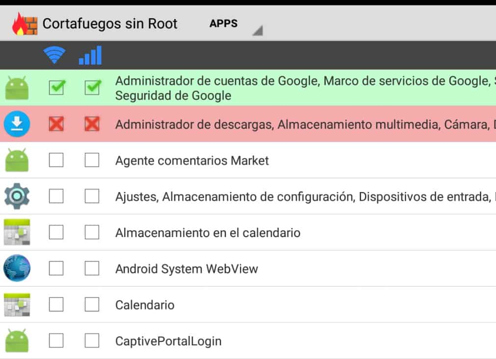 quitar virus android descarga solo