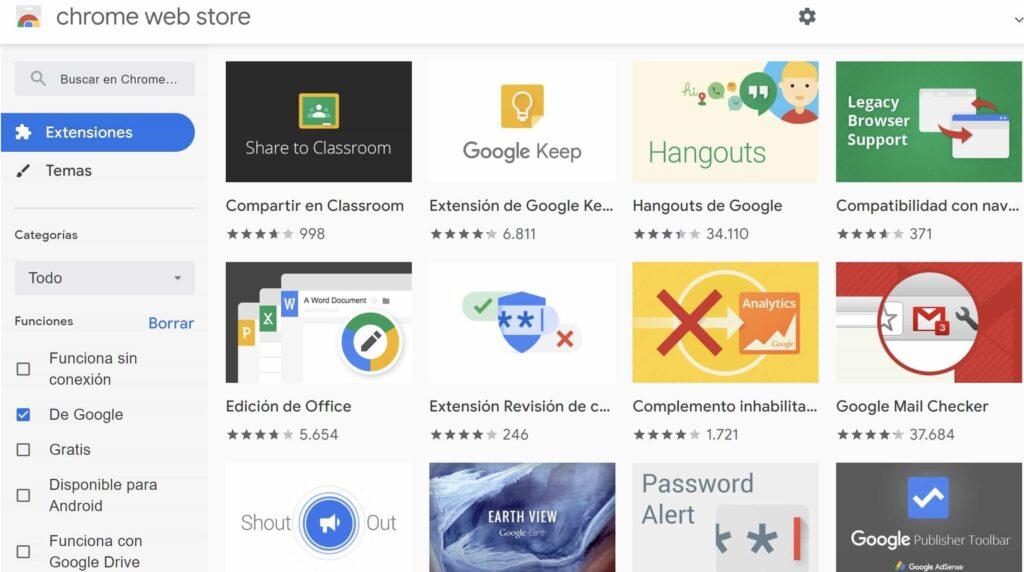 quitar virus de extensiones en navegadores