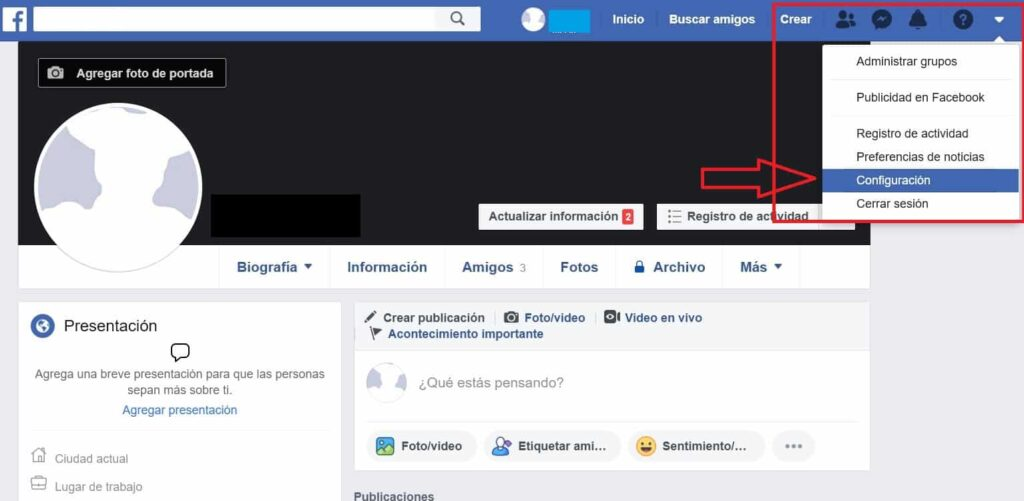 quitar virus en facebook