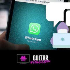 quitar virus whatsapp