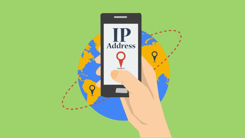 Saber la dirección IP y MAC