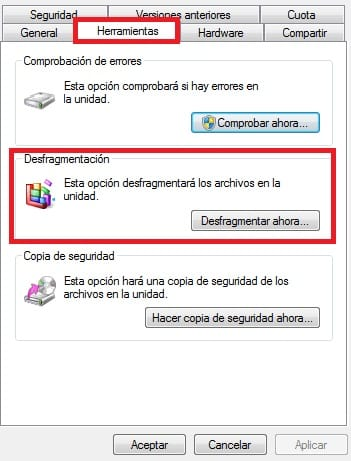 Solución disco duro al 100% Windows 10 ✔️ 3