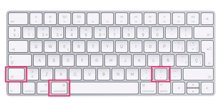 comando para ver archivos ocultos mac