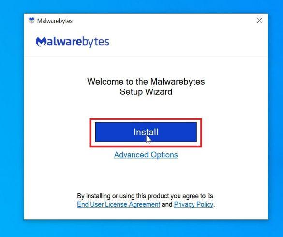 Malwarebytes está instalado en su PC - Ayuda en línea