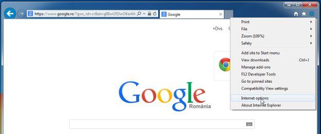 [Image: Internet Options in Internet Explorer]