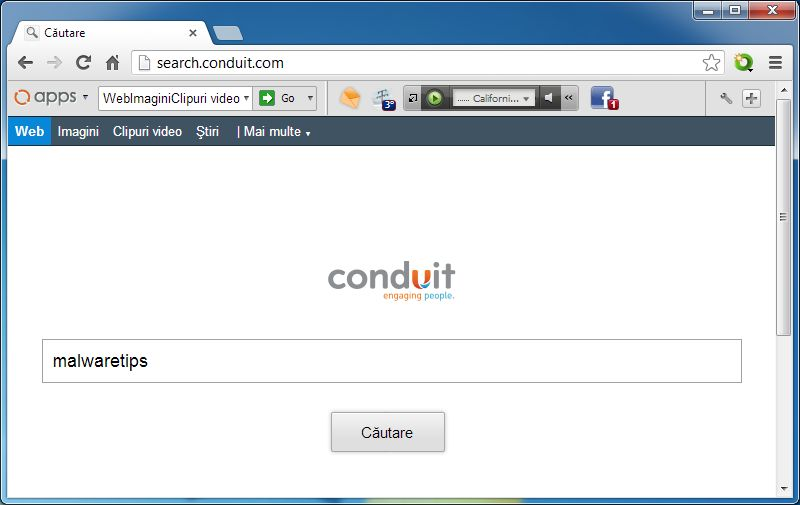 [Image: Conduit Apps Search and Toolbar]