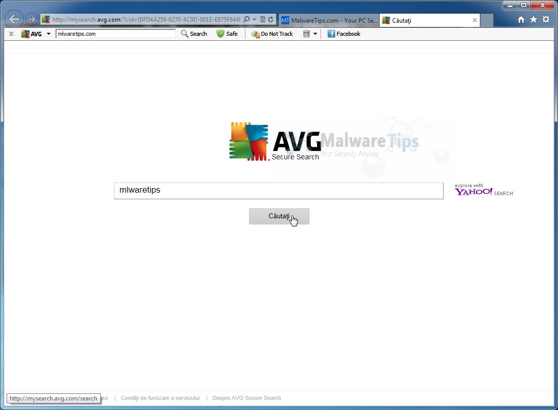 [Image: AVG SafeGuard Toolbar virus]